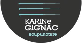Karine Gignac, acupuncture