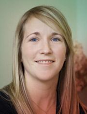 Karine Gignac, acupuncteure